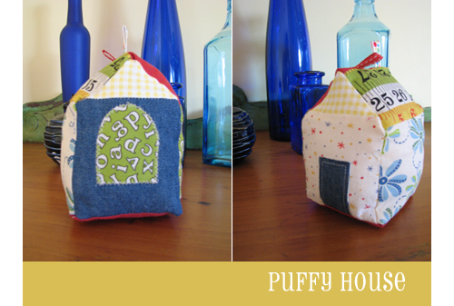Puffyhouses