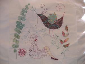Bird_girlstitching