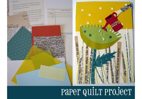 Paperquilt