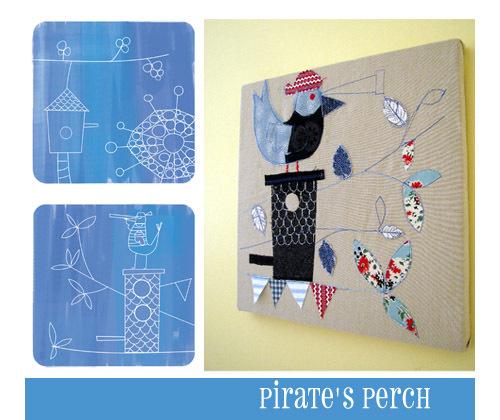 Piratesperch